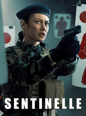 Sentinelle (2021) poster