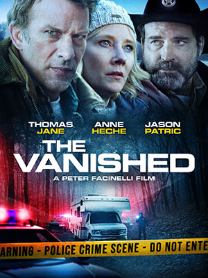 The Vanished (2020) poster