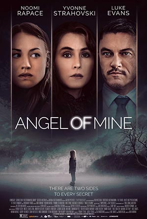 Angel of Mine (2019) poster