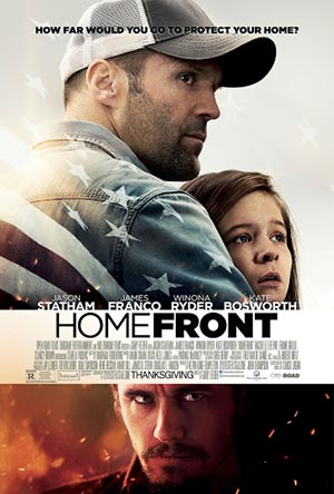 Homefront (2013) poster