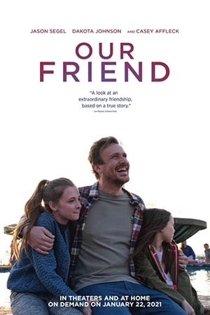 Our Friend (2019) poster