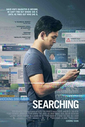 Searching (2018) poster