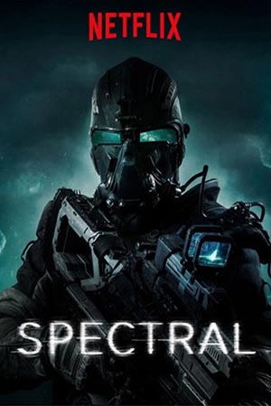 Spectral (2016) poster