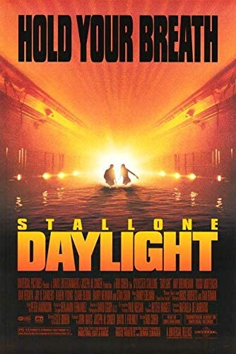 Daylight (1996) poster